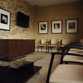 Waiting Area of Dr. David Staples Dentistry